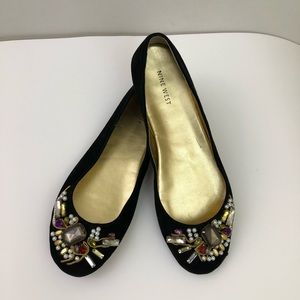 Nine West Ballerina Flats 9.5